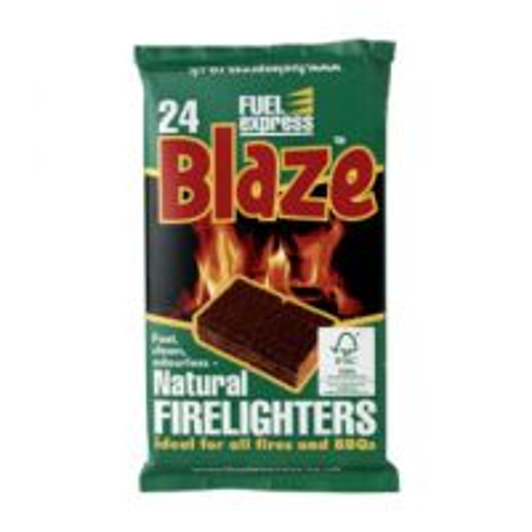 Blaze Firelighters (Individual Packet)