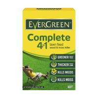 Scotts Evergreen Complete 4in1 80m+ 25%free Decco 61252