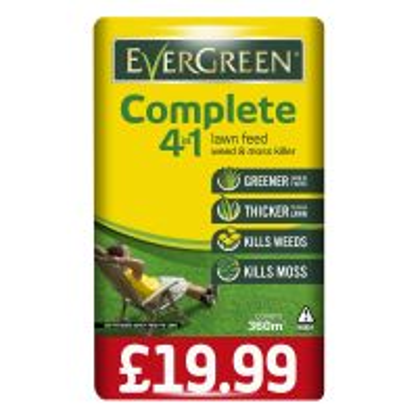 Scotts Evergreen Complete 4in1 360m² Decco 764444