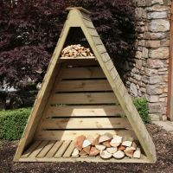 Hutton Triangular Logstore (Built)