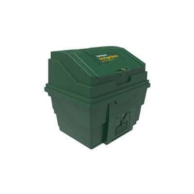 Large Green Coal Bunker which can hold 10 Bags.