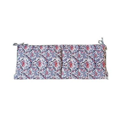 Coral Bench Seat Pad