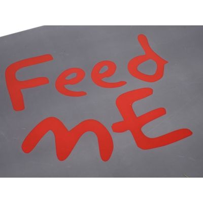 Feed Me Placemat