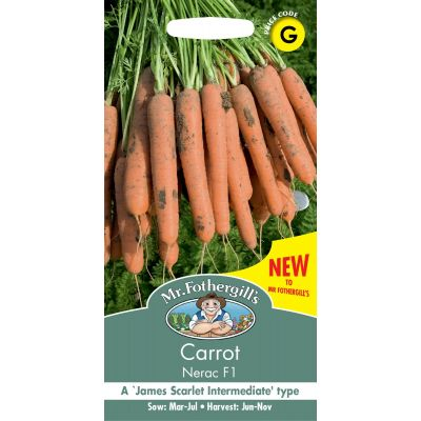 Carrot Nerac Fi