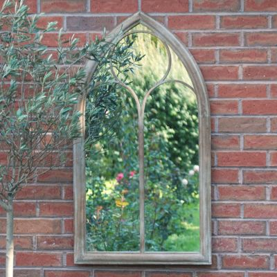 Chapel Window Mirror