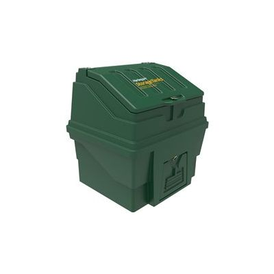Medium Green Coal Bunker which can hold 6 Bags.