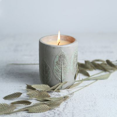Fig Eden Medium Pot Candle