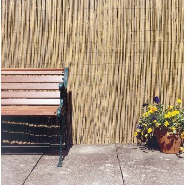 Full Bamboo Cane Screening, 4m x 1m