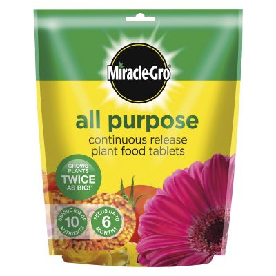 Scotts Miracle Gro AP Cont Release Plant Food Decco 075403