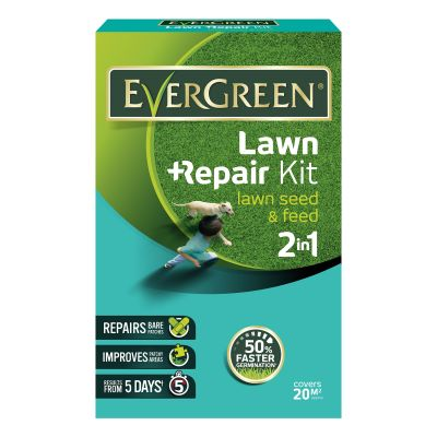 Scotts Evergreen Lawn Repair Kit 1kg Decco d49250