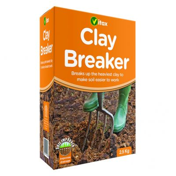 Vitax Clay Breaker 2.5kg Decco d22566