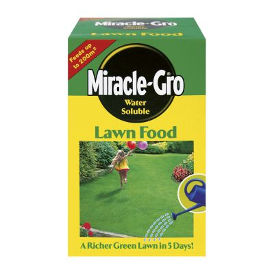 Scotts Miracle Gro Lawn Food 1kg Decco d34609