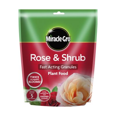 Scotts Miracle Gro Rose & Shrub Food 750g Decco d70769
