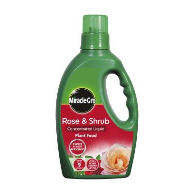 Scotts Miracle Gro Rose & Shrub Food 1l Decco 70770