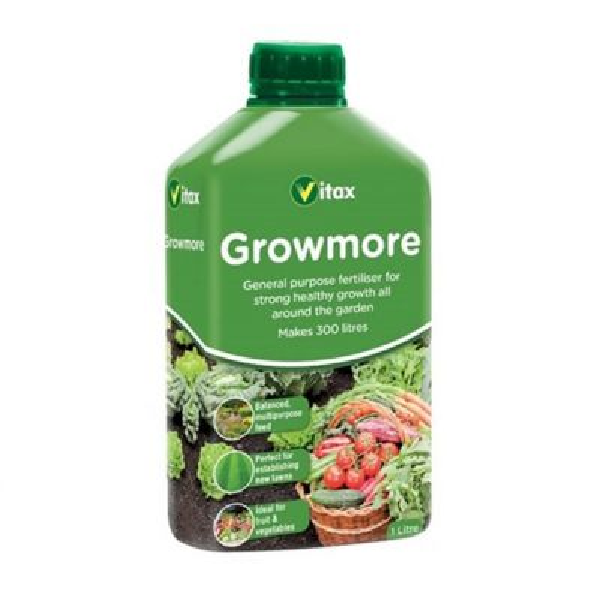 Vitax Liquid Growmore 1L Decco d22520