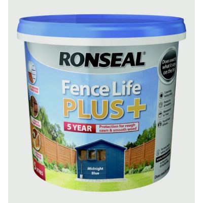 Ronseal Fence Life Plus - 5L