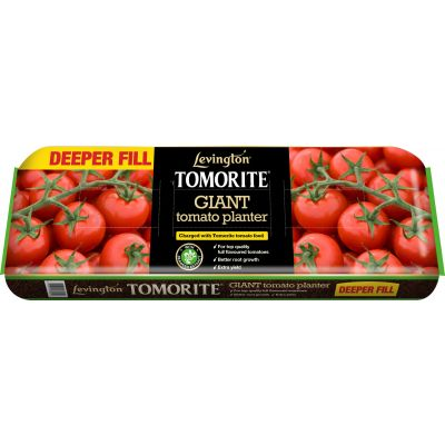 Scotts Levington Tomorite Giant Planter 2 for £8  £4.99ea