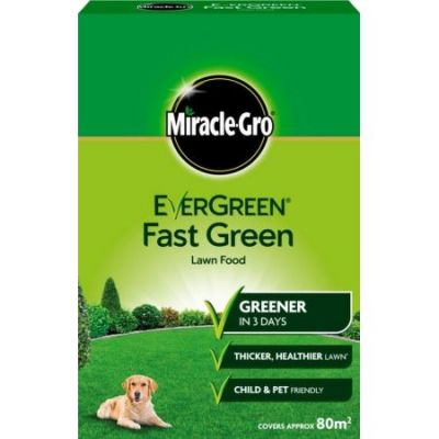 Scotts Extreme Green Lawn Feed 80m² Decco d62589