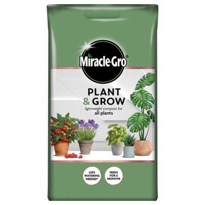Miracle Gro Plant & Grow All Purpose Compost 6L