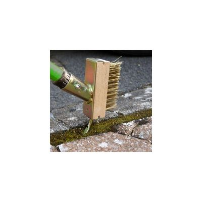 Greenkey Telescopic Paving Brush