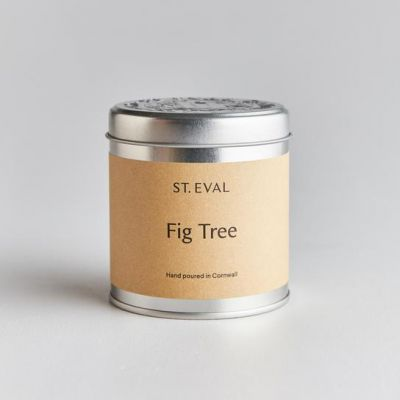 Fig Tree Scent Candle Tin