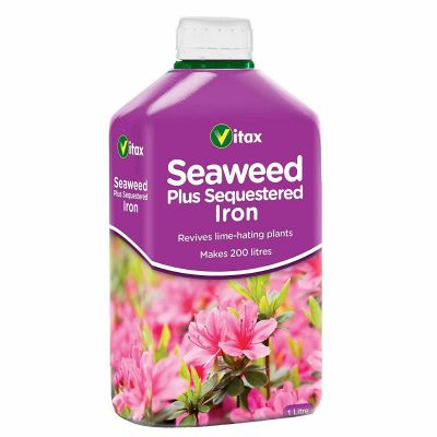 Vitax Seaweed & Sequestered Iron 500ml Decco d22525
