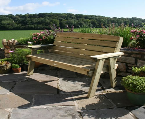 Enjoy the sunshine in style – all from your own garden